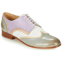 Sapatos Mulher Sapatos Melvin & Hamilton SALLY 15 Azul / Branco / Bege