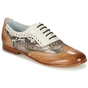 Sapatos Mulher Sabrinas Melvin & Hamilton SONIA 1 Castanho / Bege