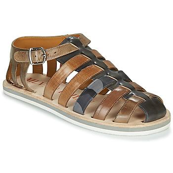 Sapatos Homem Sandálias Melvin & Hamilton SAM-3 Cinza