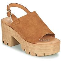 Sapatos Mulher Sandálias Musse & Cloud TAIKI Conhaque