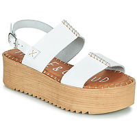 Sapatos Mulher Sandálias Musse & Cloud KILA Branco