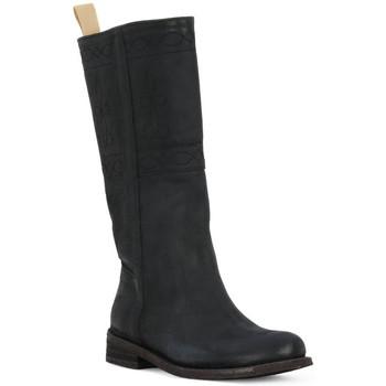 Sapatos Mulher Botas Felmini BLACK CRONO Nero