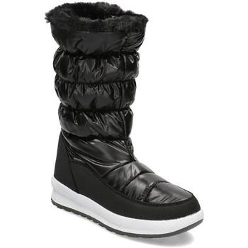 Sapatos Mulher Botas de neve Cmp Holse Wmn WP Preto