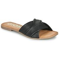 Sapatos Mulher Chinelos Gioseppo JUNIUS Preto