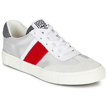 Sapatos Rapaz Sapatilhas Gioseppo KANPUR Cinza / Vermelho