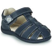 Sapatos Rapaz Sandálias Gioseppo LUINO Marinho