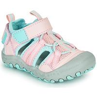 Sapatos Rapariga Sandálias desportivas Gioseppo TONALA Rosa