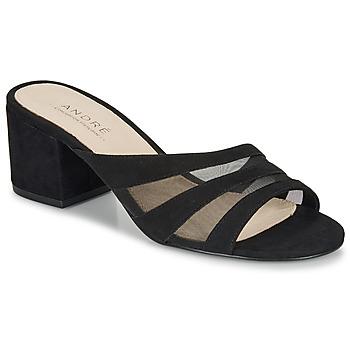 Sapatos Mulher Sapatos André JODY Preto