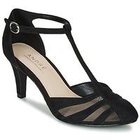 Sapatos Mulher Escarpim André FALBALINE Preto