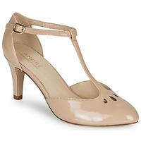 Sapatos Mulher Escarpim André FALBALETTE Cru
