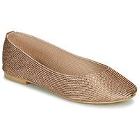 Sapatos Mulher Sabrinas André PAPAYA Ouro
