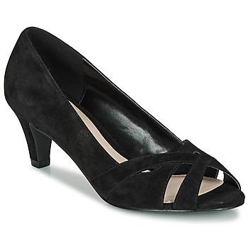 Sapatos Mulher Escarpim André JELENA Preto