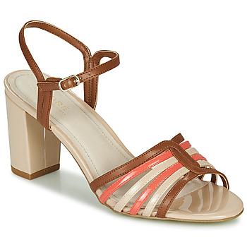 Sapatos Mulher Sandálias André PARISSE Multicolor