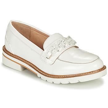 Sapatos Mulher Mocassins André EMA Branco