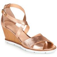 Sapatos Mulher Sandálias André PEONY Ouro