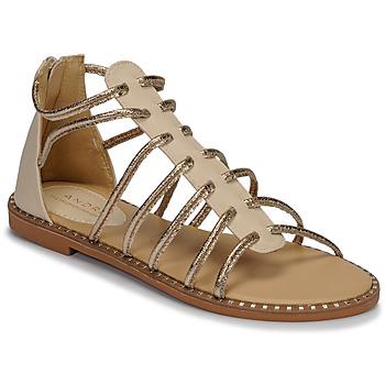 Sapatos Mulher Sandálias André PAIGE Rosa