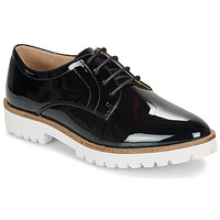 Sapatos Mulher Sapatos André EDDYTH Preto / Verniz