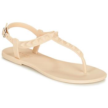 Sapatos Mulher Sandálias André HADEWIG Bege