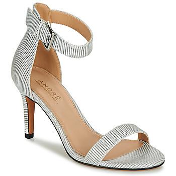 Sapatos Mulher Sandálias André MATHILDA Azul