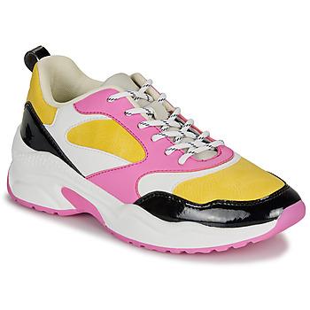 Sapatos Mulher Sapatilhas André HAVVA Multicolor