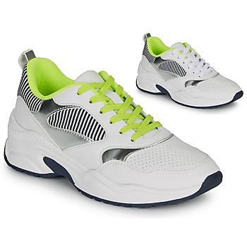 Sapatos Mulher Sapatilhas André HAVVA Branco