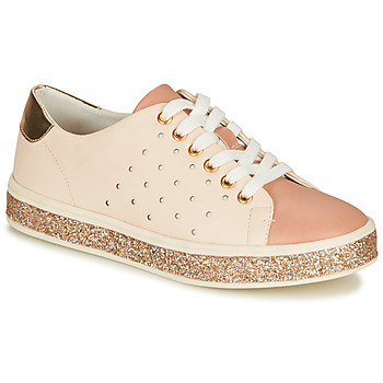 Sapatos Mulher Sapatilhas André PENNY Rosa