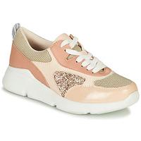 Sapatos Mulher Sapatilhas André PORTIA Rosa