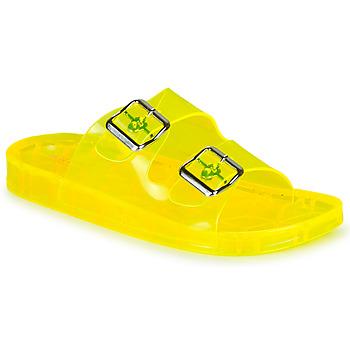 Sapatos Mulher Sandálias André HAF Amarelo