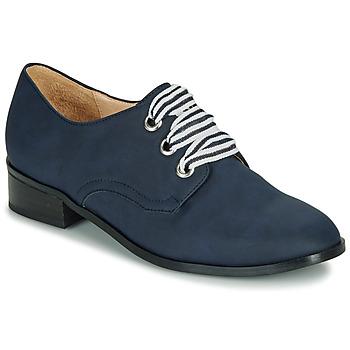 Sapatos Mulher Sapatos André MONTSERRAT Azul