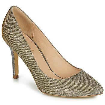 Sapatos Mulher Escarpim André JENIF Ouro