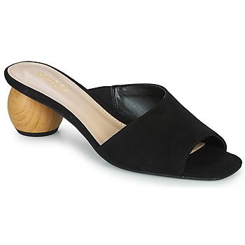 Sapatos Mulher Sandálias André JUSTINE Preto