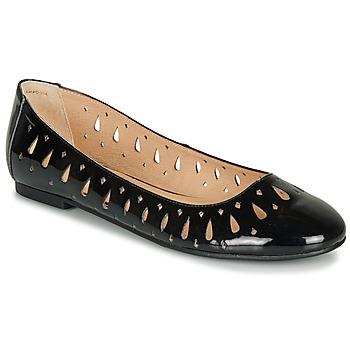 Sapatos Mulher Sabrinas André JENNY Preto / Verniz
