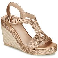 Sapatos Mulher Sandálias André PHOEBE Ouro