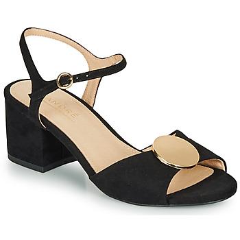 Sapatos Mulher Sandálias André JEANETTE Preto