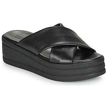 Sapatos Mulher Sandálias André ELVIANA Preto
