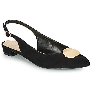 Sapatos Mulher Sabrinas André JACQUOTTE Preto