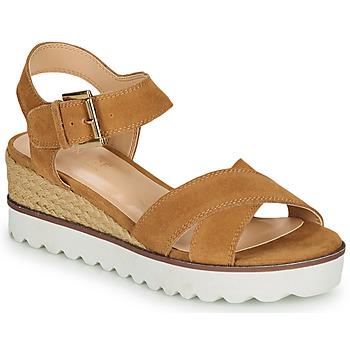 Sapatos Mulher Sandálias André EMILIA Camel