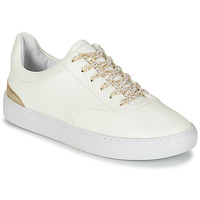 Sapatos Mulher Sapatilhas André VIORNE Branco