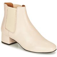 Sapatos Mulher Botas baixas André ECLAIRCIE Branco