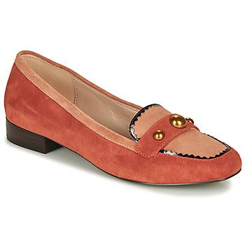Sapatos Mulher Mocassins André L ACROBATE Rosa