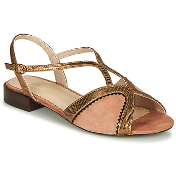 Sapatos Mulher Sandálias André LA TRAPEZISTE Rosa