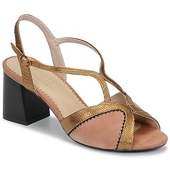 Sapatos Mulher Sandálias André LA MAGICIENNE Rosa