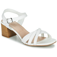 Sapatos Mulher Sandálias André MARJOLAINE Branco