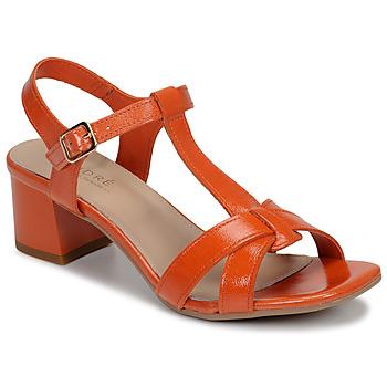 Sapatos Mulher Sandálias André JOSEPHINE Laranja