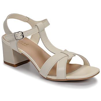 Sapatos Mulher Sandálias André JOSEPHINE Branco
