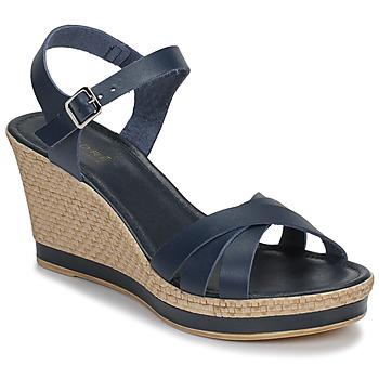Sapatos Mulher Sandálias André MYRIAM Azul
