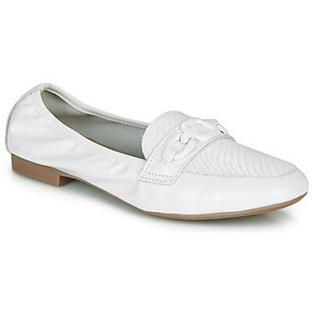 Sapatos Mulher Mocassins André MAYRA Branco