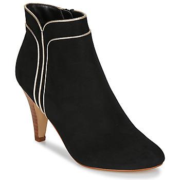 Sapatos Mulher Botins André JUNO Preto