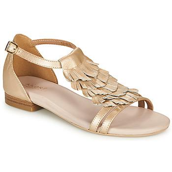Sapatos Mulher Sandálias André BRIANA Ouro