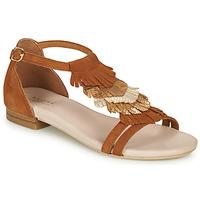 Sapatos Mulher Sandálias André BRIANA Camel